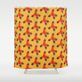 Organic Chemistry Shower Curtains