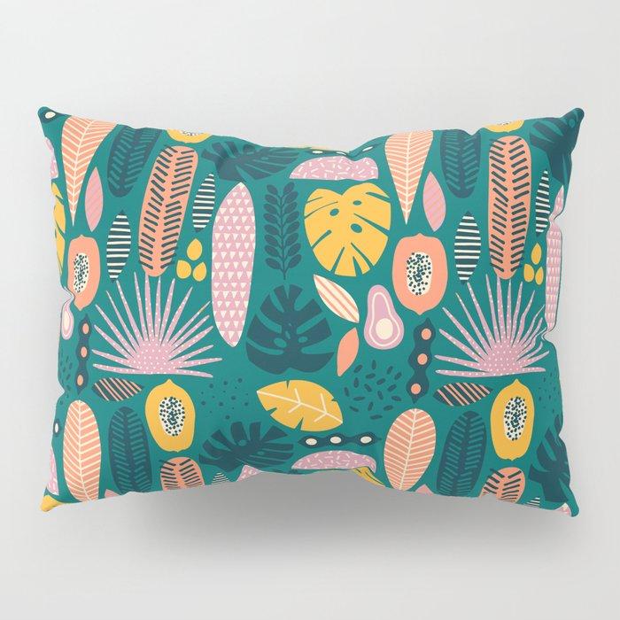 Jungle vibe Pillow Sham