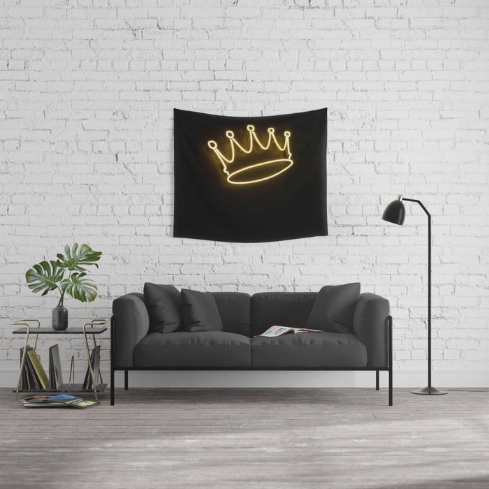 Queen Wall Tapestry