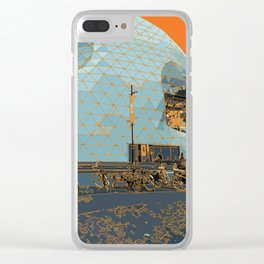 Eindhoven Clear iPhone Case