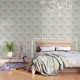 Spring Botanicals Wallpaper