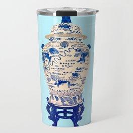 Tsochtkes and Ginger Jar Travel Mug