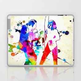 Pulp Fiction Dance Laptop & iPad Skin