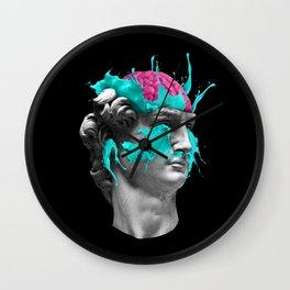 Dave Brain Wall Clock