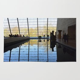 The Met Reflection Rug