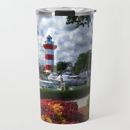 Hilton Head Lighthouse Travel Mug