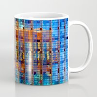 buildings Mugs featuring Buildings in Buildings by davehare