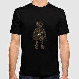 The Playmobil Wicker Man T-shirt