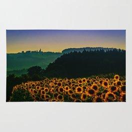 Sunflower Hill Rug