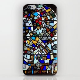 Beauty in Brokenness Andreas 2 iPhone Skin