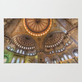 The Blue Mosque Istanbul Rug