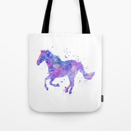 Fairytale Horse Tote Bag