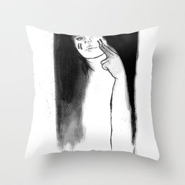 Fighting. Always. Throw Pillow