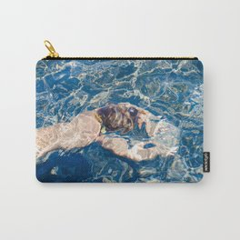 Underwater diffraction Carry-All Pouch