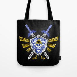 Heroes Legend - Zelda Tote Bag