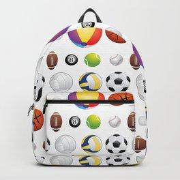 Sport Balls Backpack