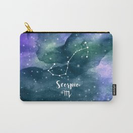 Scorpius Constellation Carry-All Pouch