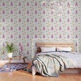 Madame La Rose Wallpaper
