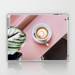 pink latte Laptop & iPad Skin