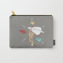 Never Surrender Carry-All Pouch
