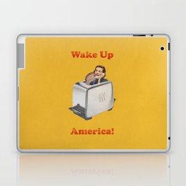 Wake Up Call Laptop & iPad Skin