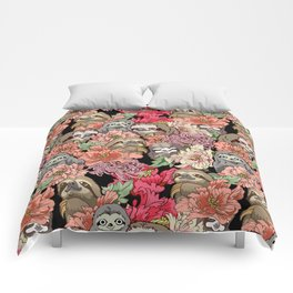 Because Sloths Comforters