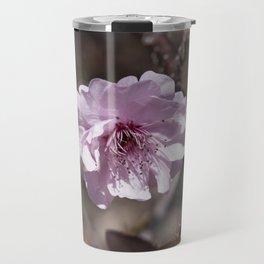 Plum Flower Travel Mug