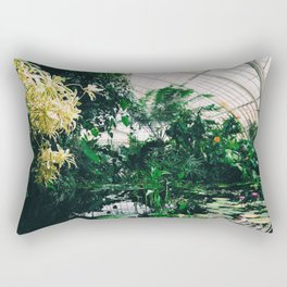 Conservatory of Flowers, San Francisco  Rectangular Pillow