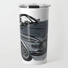 Old School Beamer Travel Mug