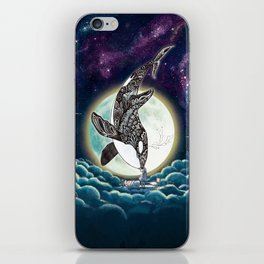 Kiss Good Night - Orca III iPhone Skin