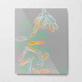 Helicoptors Metal Print