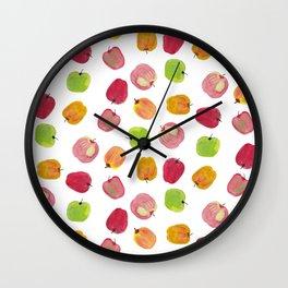 Apples! Wall Clock