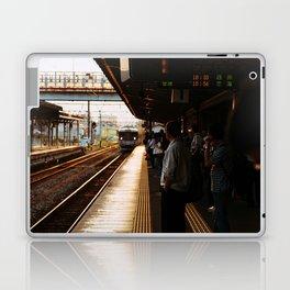 Golden Hour Train Laptop & iPad Skin
