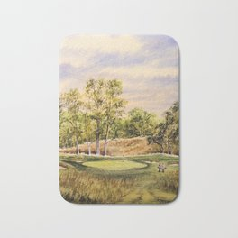 Merion Golf Course 17th Hole Bath Mat