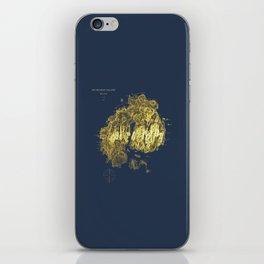 Mt. Desert Island 1875 iPhone Skin