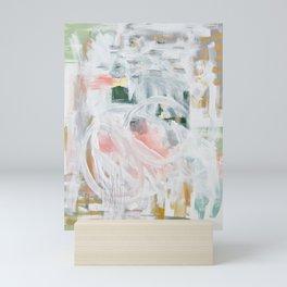 Emerging Abstact Mini Art Print