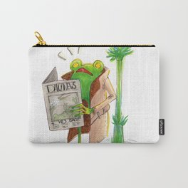 Dangerous Times Ahead Carry-All Pouch