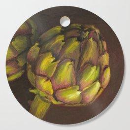 Artichoke Cutting Board