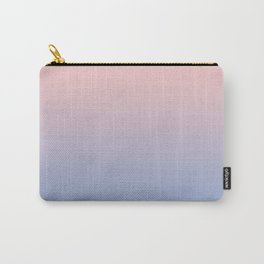 Rose Diamond / Quietude Gradient Colors Carry-All Pouch