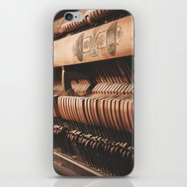 musical hammers iPhone Skin