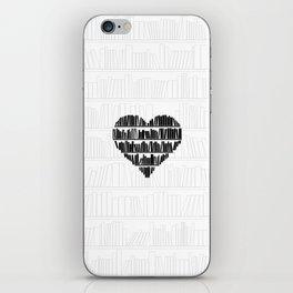 Book Lover II iPhone Skin