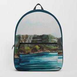 Napali Coast Dreaming Backpack