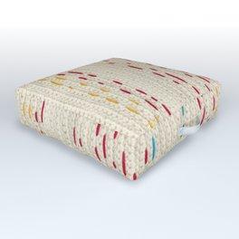 Yarns - Between the lines Outdoor Floor Cushion