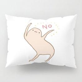 Honest Blob Says No Pillow Sham