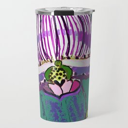 Lady Slipper Travel Mug