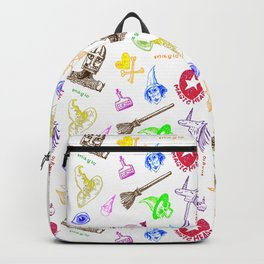 Magic symbols Backpack