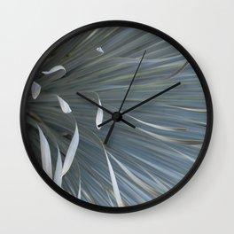 Growing grays Wall Clock