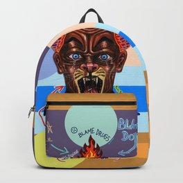 Dope Creates Monsters Uncut Backpack
