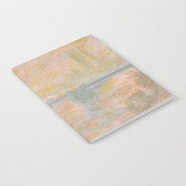 """Claude Monet """"Charing Cross Bridge"""" (II) Notebook"""