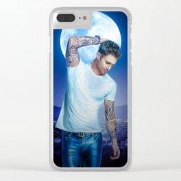 Adam Levine Lost Stars Clear iPhone Case
